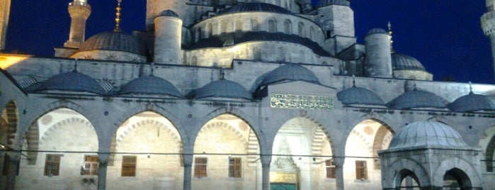 Sultan Ahmet Camii is one of Istanbul: A week in the Pearl of Bosphorus.
