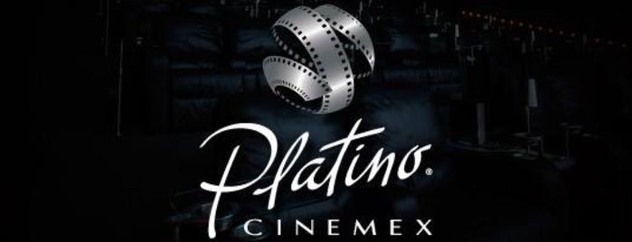 Cinemex Platino is one of Sergio M. 🇲🇽🇧🇷🇱🇷 님이 좋아한 장소.