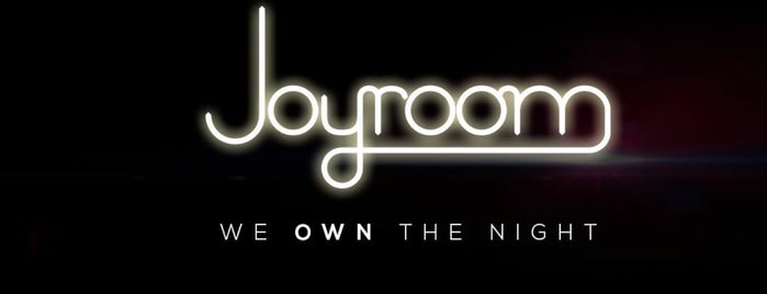 Joy Room is one of Night life DF.