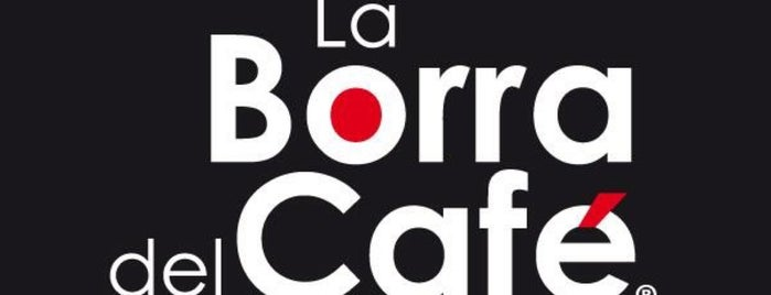 La Borra del Café is one of Tragadera.