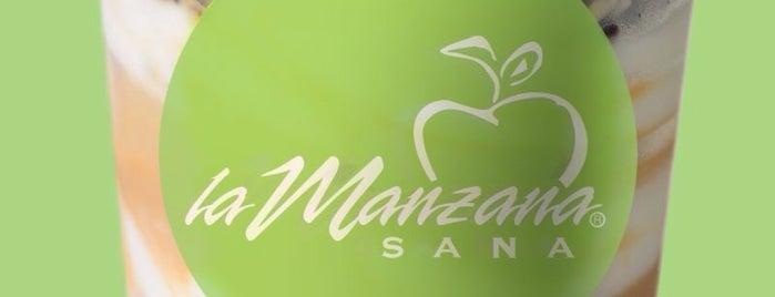 La Manzana Sana is one of restaurantes.