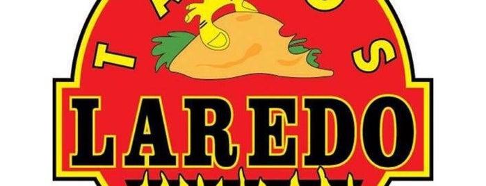 Tacos Laredo is one of สถานที่ที่ Mayra ถูกใจ.