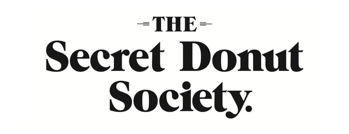 The Secret Donut Society is one of Monterrey.