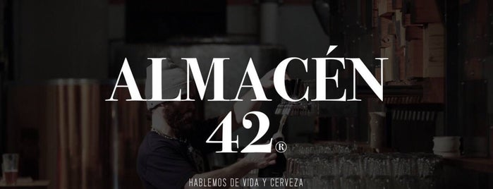 Almacén 42 is one of Lugares favoritos de Adiale.