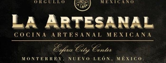 La Artesanal is one of Orte, die Cesar gefallen.