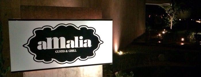 Amalia is one of My Favorite Restaurants (Mty).