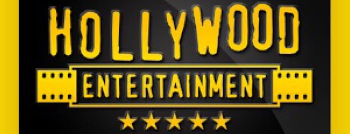 Hollywood Entertainment is one of Orte, die Monica gefallen.