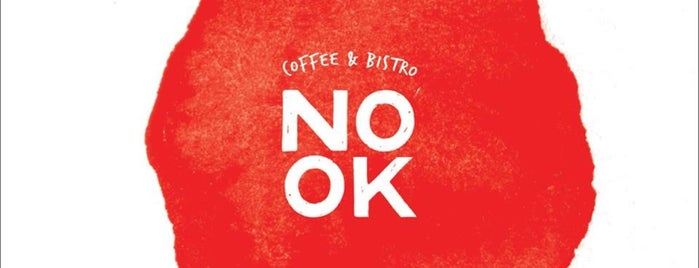 NOOK coffee & bistro is one of Kevin' 님이 저장한 장소.