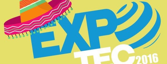 EXPOTEC is one of Locais curtidos por Mafer.