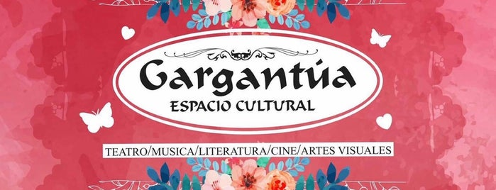 Espacio Cultural Gargantua is one of Alberto 님이 좋아한 장소.
