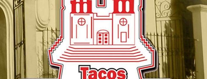 Tacos Villa de Santiago is one of Brian : понравившиеся места.