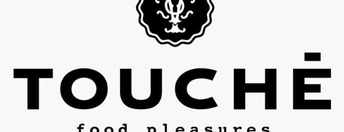 TOUCHÉ is one of Coffee and brunch in Mty.