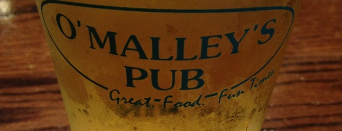 O'Malley's Pub Sterling is one of Best Bars in Maryland to watch NFL SUNDAY TICKET™.