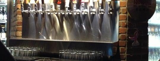 World of Beer is one of Locais curtidos por Bonzo.