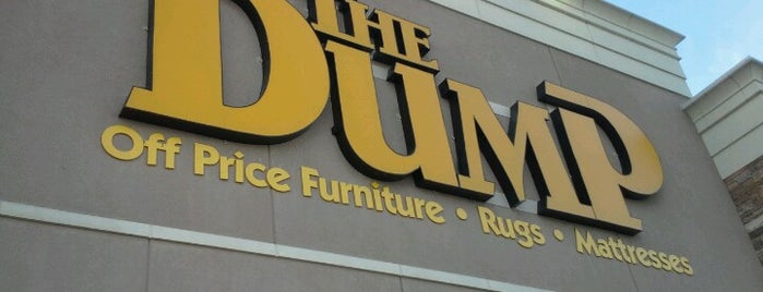 The Dump is one of Amber's Liked Places.