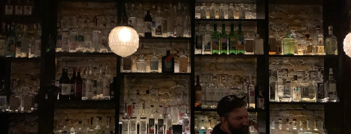 The Cabinet is one of East Village Bar Explorer.
