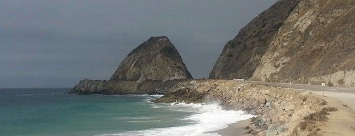 Mugu Rock is one of Socal.