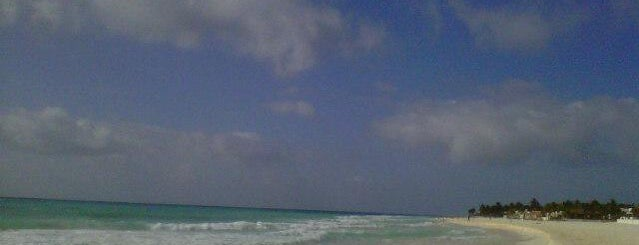 "Playa del Carmen is one of #CatchySpots! Memorables, sexy ...q ""t cachan""!."