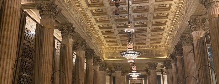 Marble Room is one of Cleveland.