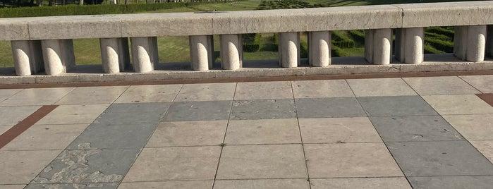 Miradouro do Parque Eduardo VII is one of Pôr do Sol 🌅 em Lisboa.