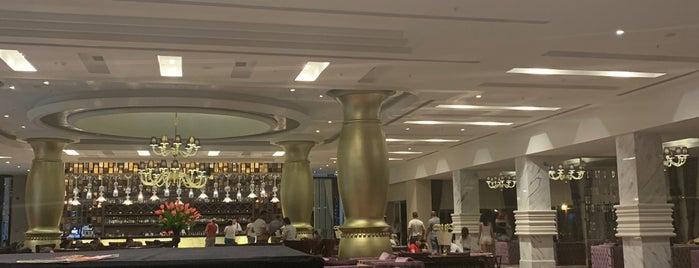 Alva Donna World Palace Tigris Restaurant is one of Артем'ın Beğendiği Mekanlar.