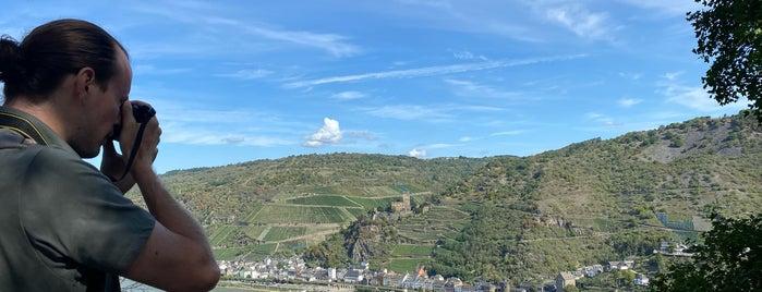 Rheinsteig Kaub – Lorch is one of Rheinsteig.