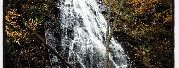 Crabtree Falls is one of Asheville.
