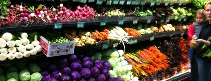 Rainbow Grocery Cooperative is one of Veg.