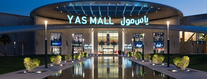 Yas Mall is one of Best shopping venues in Abu Dhabi.