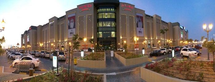 Best shopping venues in Abu Dhabi