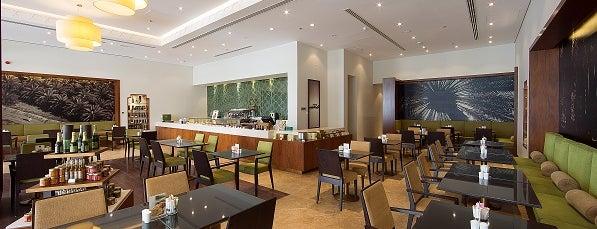Cafe Bateel is one of Coffee/Dessert locations in Abu Dhabi.