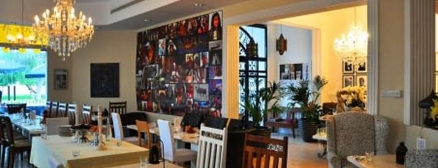 Café Arabia is one of Coffee/Dessert locations in Abu Dhabi.