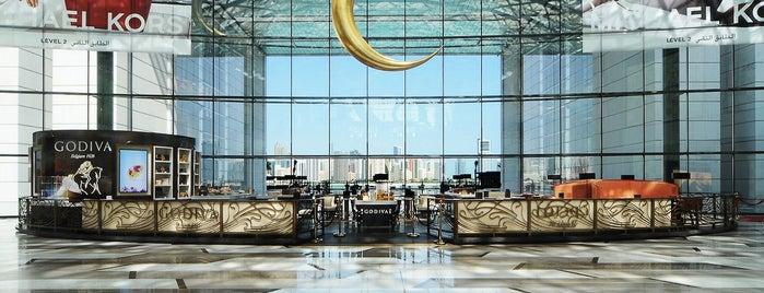 Godiva is one of Coffee/Dessert locations in Abu Dhabi.