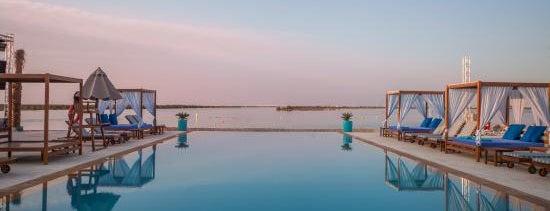 Yas Beach / شاطئ ياس is one of Best things to do in Abu Dhabi.