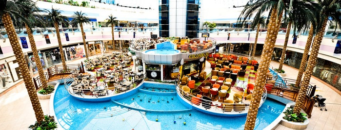 Marina Mall is one of Best shopping venues in Abu Dhabi.