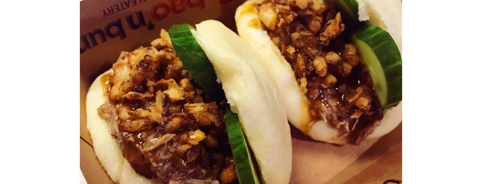 Bao'n Bun is one of istanbul.