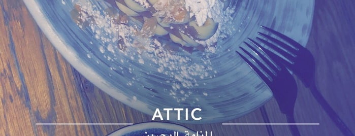 Attic is one of Bahrain.