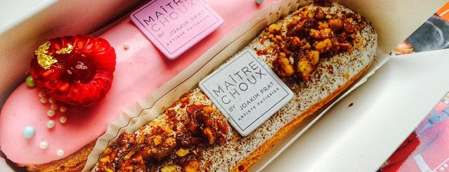 Maitre Choux is one of Places to visit in London.