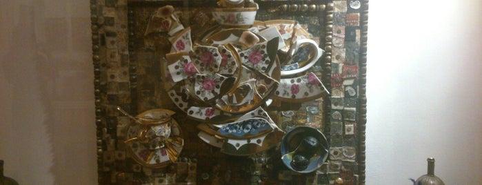 Sergei Paradjanov museum | Սերգեյ Փարաջանովի տուն-թանգարան is one of N'ın Beğendiği Mekanlar.