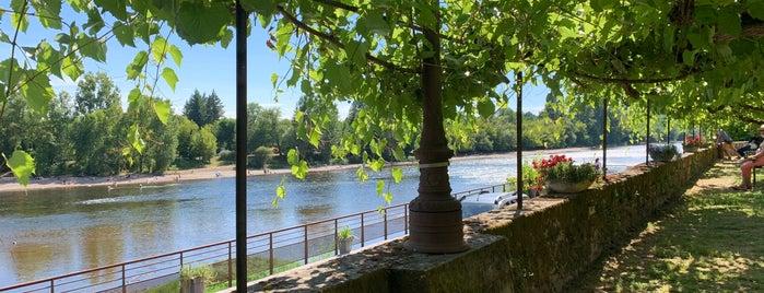 Limeuil is one of Les plus beaux villages de France.