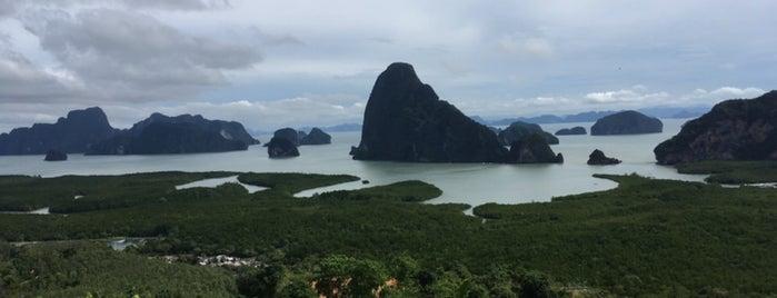 Samet Nang Chi View Point is one of VACAY-PHUKET.
