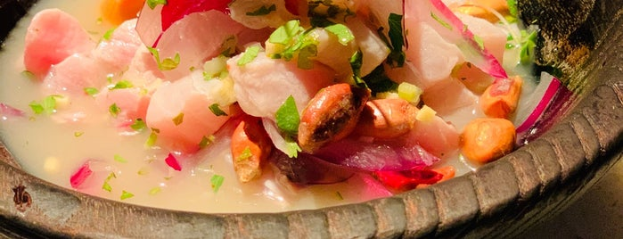 Cannibal Raw Bar is one of Restaurantes supper clubs en Madrid.