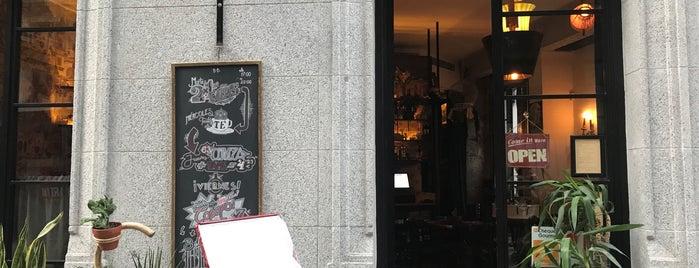BB Bistrot Bar is one of Brunch en Madrid.