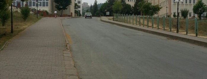 Fatih Eğitim Fakültesi is one of Lugares favoritos de Esen.
