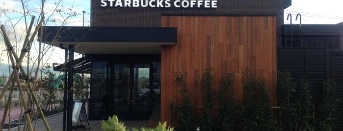 Starbucks Coffee 盛岡西バイパス店 is one of Starbucks Coffee ドライブスルー店舗 in Japan.