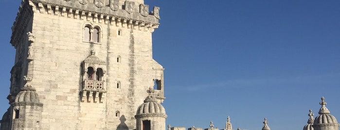 Torre de Belém is one of María'nın Beğendiği Mekanlar.