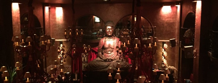 Buddha Bar is one of Maríaさんのお気に入りスポット.