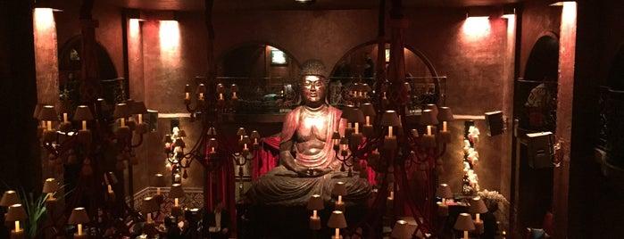 Buddha Bar is one of Orte, die María gefallen.