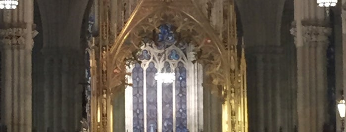 セント・パトリック大聖堂 is one of Nueva York.