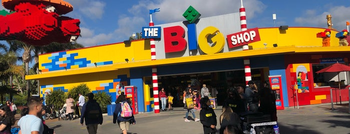 The Big Shop is one of G : понравившиеся места.